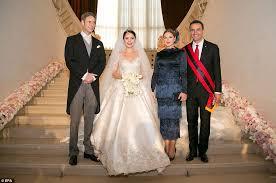 after the wedding albania hosts its 2nd royal wedding king leka ii marries longtime