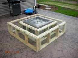 Outdoor Firepit Gas Diy Gas Pit Pit Ideas