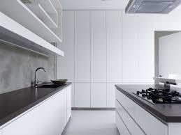 modern minimalist kitchen cabinets innovative house modern minimalist kitchen white cabinet decosee com