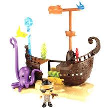 octonauts deluxe boat playset