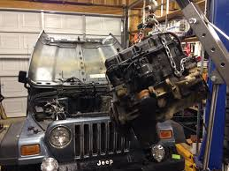 1998 jeep engine for sale 1998 jeep wrangler 2 5l 4 cylinder engine removal guide