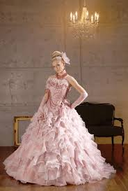 pink wedding dresses pink wedding dresses and bridal gowns