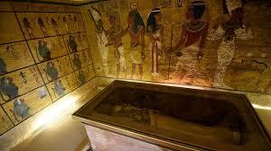 cachee dans la chambre la tombe de toutankhamon n abrite aucune chambre cachée l express