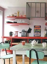 set de cuisine retro table cuisine retro meubles dacco et ambiances vintage des annaces