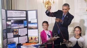 White House Tours Obama by Robots Apps And Chickens The 2016 White House Science Fair