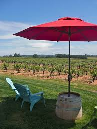 Patio Umbrella Holder by What A Fabulous Diy Idea For An Outdoor Umbrella Table Stand See