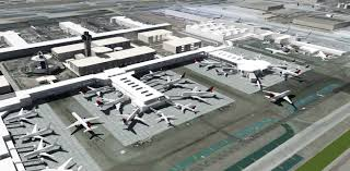 Atlanta Airport Terminal Map Delta by Delta To Relocate Upgrade Operations At Lax Through 1 9b Plan