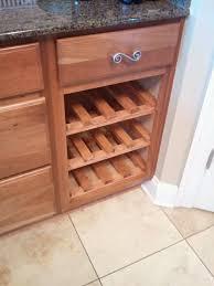 wine rack cabinet insert lattice wine rack cabinet insert wine