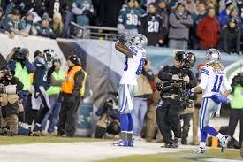 eagles cowboys thanksgiving dez has career best night cowboys defense makes plays
