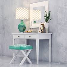 Vanity Table Chair Cosmetic Table Tags White Slim Dressing Table Ideas For Small