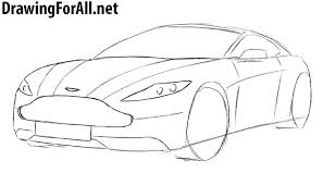 how to draw an aston martin drawingforall net