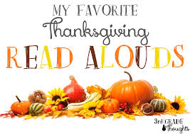 my favorite thanksgiving read alouds 3rd grade thoughts