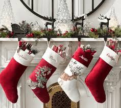 Pottery Barn Free Shipping Codes Pottery Barn Personalized Christmas Stockings As Low As 7 Reg