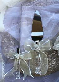 how to decorate wedding cake knife and server cake knives and