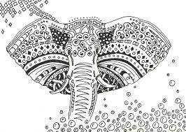 printable zentangle coloring pages coloring page