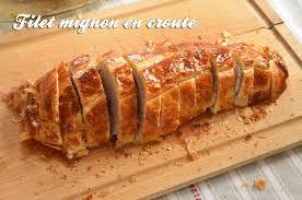 cuisiner le filet mignon filet mignon en croute jpg