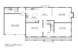 Historic Colonial House Plans Old Colonial House Plans
