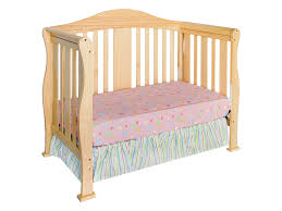 Convertible Sleigh Bed Crib Davinci 4 In 1 Convertible Crib In W Toddler Rails