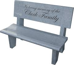 Park Benches For Sale Distinction Memorial Benches And Cremation Benches Gravestones