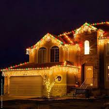 best way to hang christmas lights on wall best way to hang christmas lights on wall colorsbyyou me
