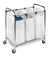 Ideas For Laundry Carts On Wheels Design Fresh Metal Laundry Cart On Wheels 20327