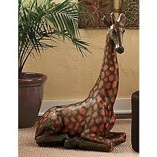 home decor giraffe giraffe statue for home decor i own this giraffe and named her