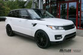 land rover mitsubishi land rover range rover sport with 22in redbourne manor wheels