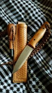 jack lore knife with sheath and fire steel 325 usd on ebay dec