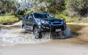 2017 isuzu mu x ls u review moreton island loaded 4x4