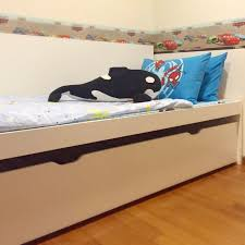 reserved preloved ikea flaxa under bed home u0026 furniture on carousell