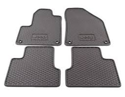 2014 jeep floor mats 2014 2017 jeep kl slush floor rubber all weather mats