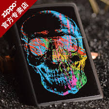 usd 98 20 zippo lighter genuine black matte paint color changing