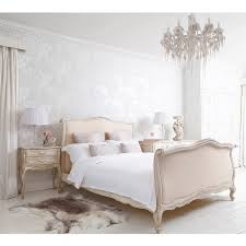 the french bedroom company delphine french upholstered bed luxury bed