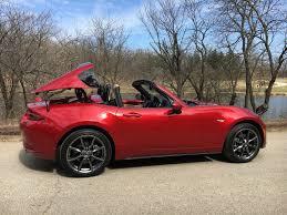 Mazda Miata Mx 5 Rf The Best Just Got Better Portland Press Herald