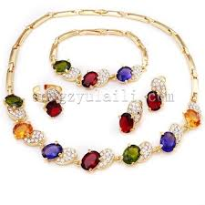 indian bridal jewelry necklace images 2014 new design bride custom jewelry set indian bridal gold jpg