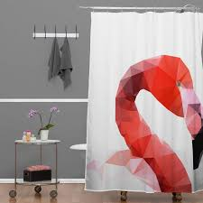 Pink Flamingo Bathroom Accessories by 49 Best Pink Flamingo Shower Curtain Images On Pinterest Pink