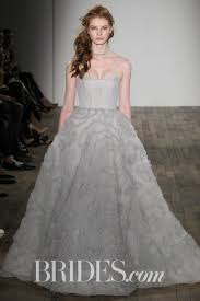 say yes to the dress black wedding dress 61 colored wedding dresses from bridal fashion week brides