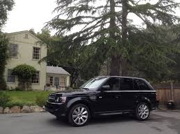 wrapped range rover sport 2012 range rover sport supercharged review car reviews and news