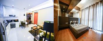 global city mckinley hills and fort bonifacio condominiums top realty corporation fully furnished one bedroom 1br condo for