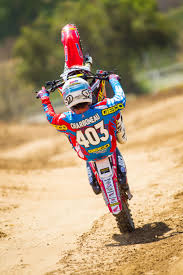 pro motocross racing geico honda announces rider lineup for pro motocross nationals