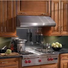 stainless steel under cabinet range hood broan elite pro style e64 10 h cabinet mount canopy range hood