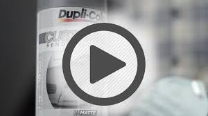 dupli color custom wrap removable paint jet gray pep boys youtube