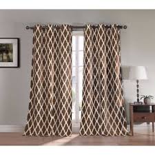 Duck River Window Curtains Duck River Kit Heavy Blackout 112 Inch Grommet Window Curtain
