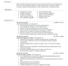 resume exles for warehouse warehouse supervisor resume sle food service supervisor resume