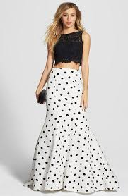 two piece prom dresses lovetoknow