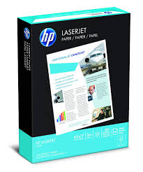 What Kind Of Paper Do You Print A Resume On Amazon Com Hp Paper Laserjet Poly Wrap 24lb 8 5 X 11 Letter