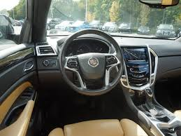 2014 cadillac srx awd 2014 used cadillac srx awd 4dr luxury collection at toyota of