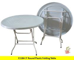round plastic folding tables eastern iron bed and furniture factory product catalogue tables