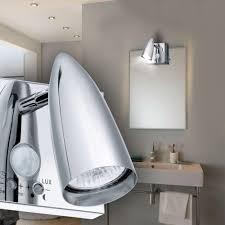 Bad Spiegelleuchte 2er Set Spiegel Leuchten Bad Beleuchtung Flur Ip20 Spot Lampe