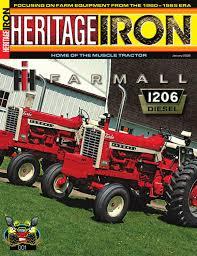 heritage iron issue 001 by heritage iron magazine issuu